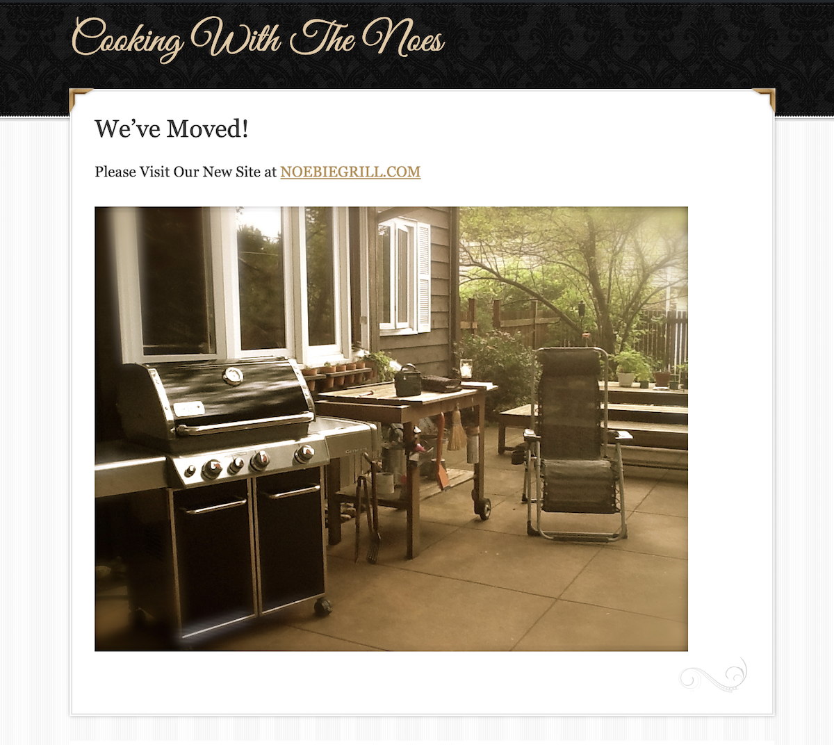 Cooking Site